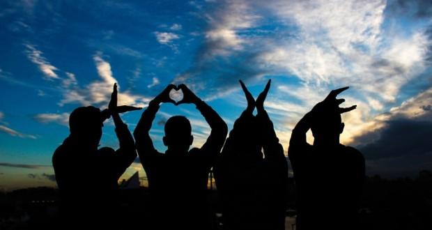 מאהבת הבריות לאהבה ה'